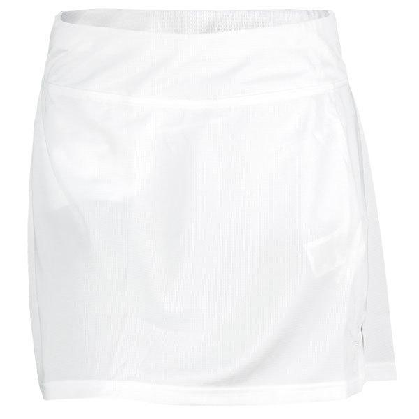 Women's Playdry Victory Tennis Skirt White