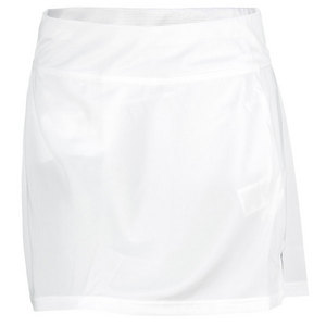 REEBOK WOMENS PLAYDRY VICTORY SKIRT WHITE