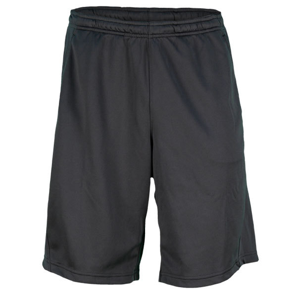 Men's Training Knit Tennis Short Gravel