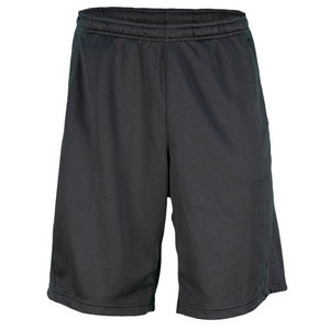 REEBOK MENS TRAINING KNIT TENNIS SHORT GRAVEL