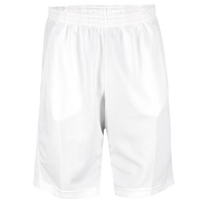 REEBOK MENS TRAINING KNIT TENNIS SHORT WHITE