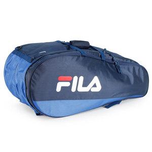 FILA TENNIS RACQUET BAG PEACOAT/BLUE