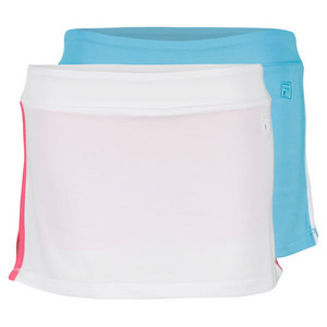FILA GIRLS TIEBREAKER FASHION TENNIS SKORT