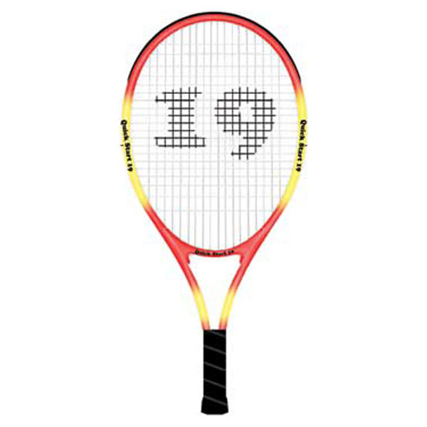 Quick Start 19 Beginner Tennis Racquet