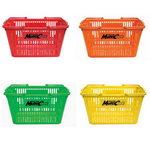 MultiCart 100 Ball Capacity MultiColor Baskets