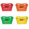 ONCOURT OFFCOURT MultiCart 100 Ball Capacity MultiColor Baskets