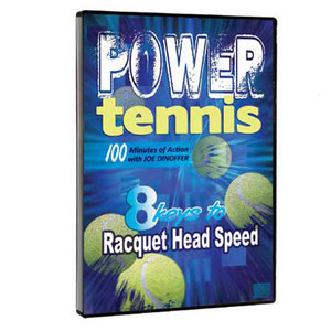 ONCOURT OFFCOURT POWER TENNIS DVD