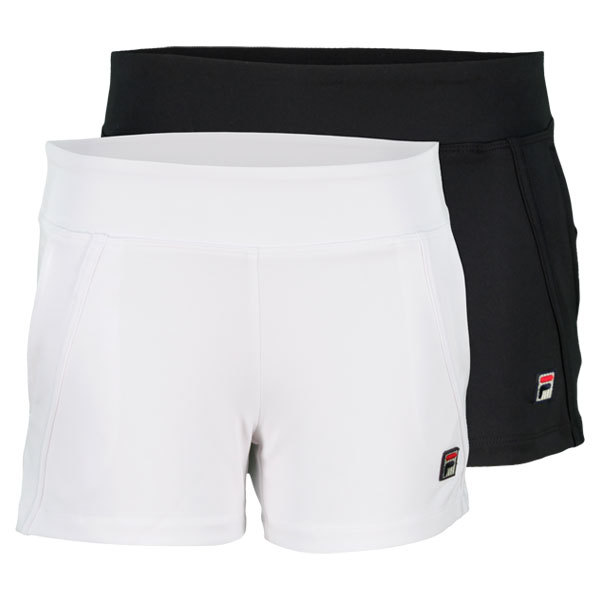 Girl's Knit Tennis Shorts