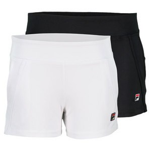 FILA GIRLS KNIT TENNIS SHORTS