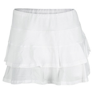 LIJA WOMENS MATCH TENNIS SKORT WHITE