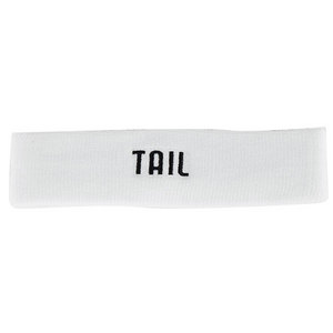 Women`s Performance Tennis Headband White