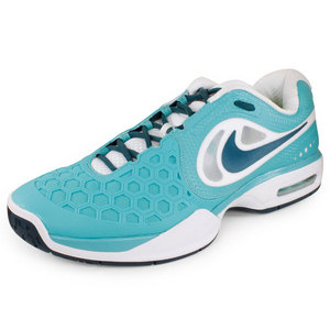 NIKE MENS AIR MAX COURTBALLTEC 4.3 SHOE TURQ