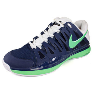 NIKE Men`s Zoom Vapor 9 Tour Tennis Shoes