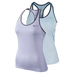 NIKE WOMENS KNIT TENNIS TANK