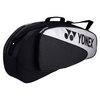 YONEX Club Triple Tennis Bag Black/Silver