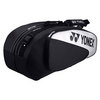 YONEX Club Six Pack Tennis Bag Black/Silver