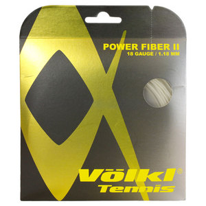 VOLKL POWER-FIBER II 18G STRING