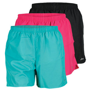 ASICS WOMENS CORE POCKETED SHORT
