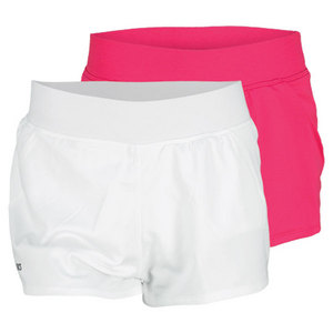 ASICS WOMENS STRAIGHT SETS 2-N-1 2IN TEN SHORT