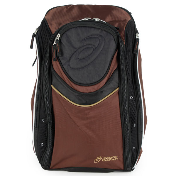 Tennis Backpack Brown/Black