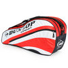 DUNLOP Club Six Racquet Tennis Bag Red