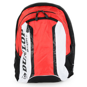 DUNLOP CLUB TENNIS BACKPACK RED