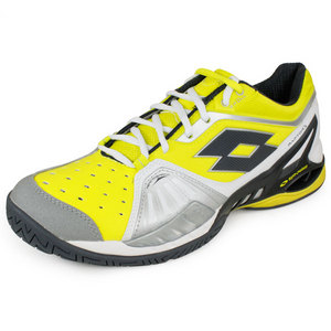 LOTTO MENS RAPTOR ULTRA IV SPEED SHOE WHITE/GN