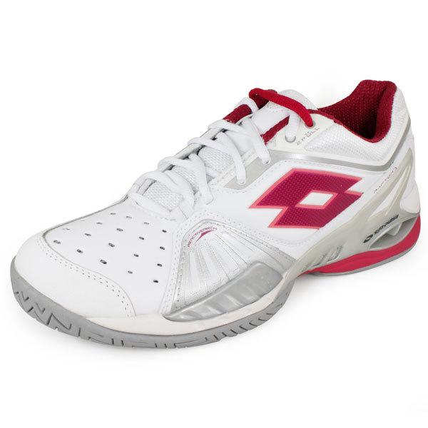 Women's Raptor Ultra Iv Shoes White/Red Velvet