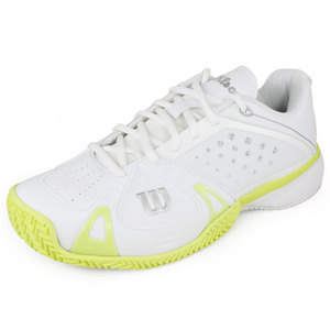 WILSON WOMENS RUSH PRO CLAY TENNIS SHOES