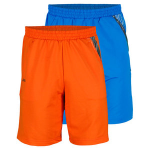 ASICS MENS GAME POINT 9IN TENNIS SHORT