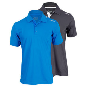 ASICS MENS GAME POINT TENNIS POLO