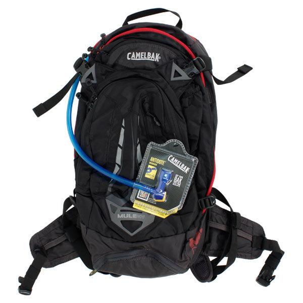 Mule Nv 100 Oz Backpack Black/Charcoal