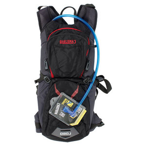 CAMELBAK LOBO 100 OZ BACKPACK BLACK