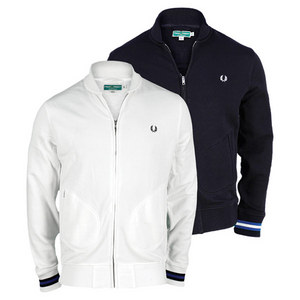 FRED PERRY MENS TENNIS BOMBER JACKET
