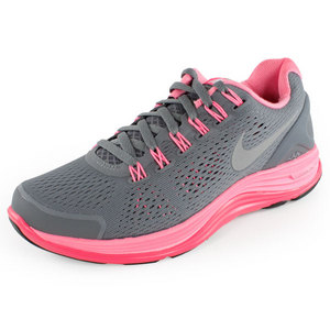 NIKE GIRLS LUNARGLIDE 4 RUNNING SHOES