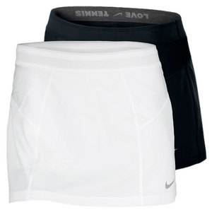NIKE WOMENS NOVELTY KNIT TENNIS SKIRT