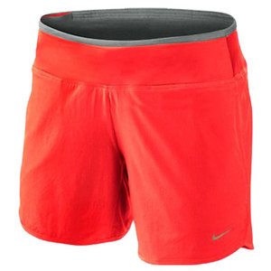 NIKE WOMENS 6 INCH STRETCH WOVEN RIVAL SHORT