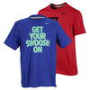 NIKE Boy`s Swoosh On Short Sleeve Graphic Tee