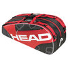 HEAD Elite Combi Tennis Bag Red/Black/White