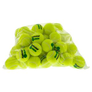 Play And Stay Green Felt 72 Count Bag Tennis Balls
