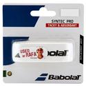 Syntec Pro Tennis Replacement Grip WHITE