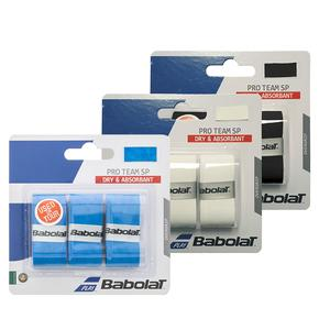 BABOLAT PRO TEAM SP TENNIS OVERGRIPS 3 PACK
