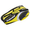 BABOLAT 2013 Club Line 6 Pack Tennis Bag Yellow