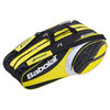 BABOLAT 2013 Club Line 12 Pack Tennis Bag Yellow