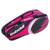 BABOLAT 2013 Club Line 6 Pack Tennis Bag Pink