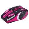 BABOLAT 2013 Club Line 12 Pack Tennis Bag Pink