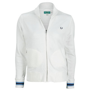 FRED PERRY WOMENS WARM UP TENNIS JACKET