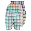 NIKE Men`s 10 Inch Plaid Woven Tennis Short