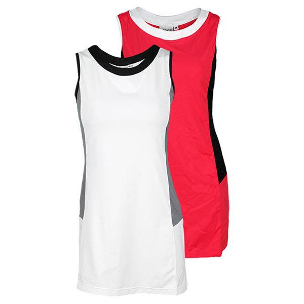 Women's Scoop Neck Team Tennis Dress