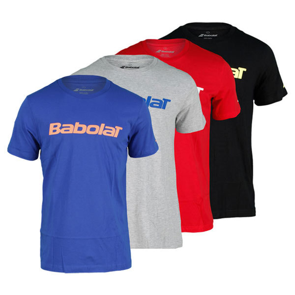 Men's Logo 2 Short Sleeve Tennis Tee